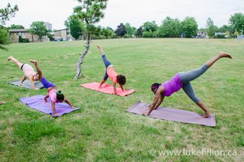 groovy kids yoga